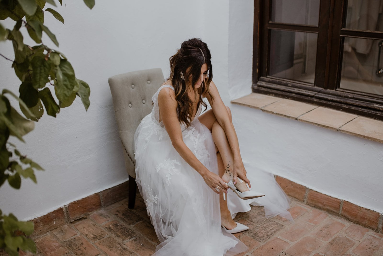 Spanish elopement in La Bobadilla
