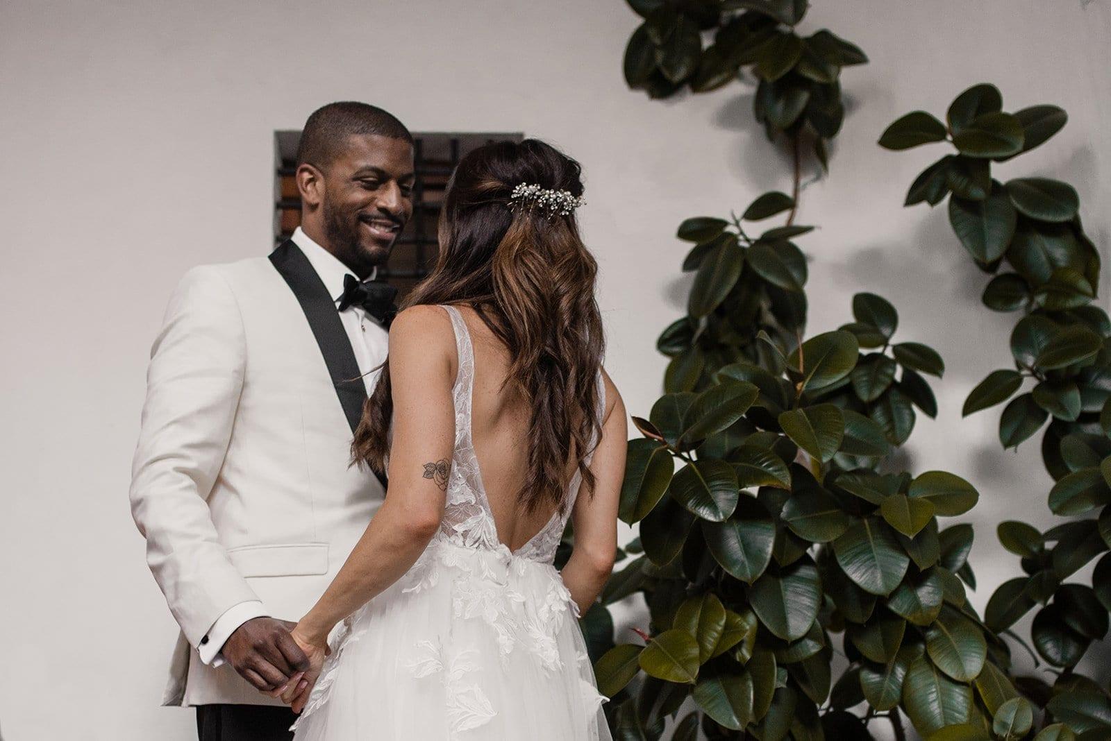 a wedding in granada spain
