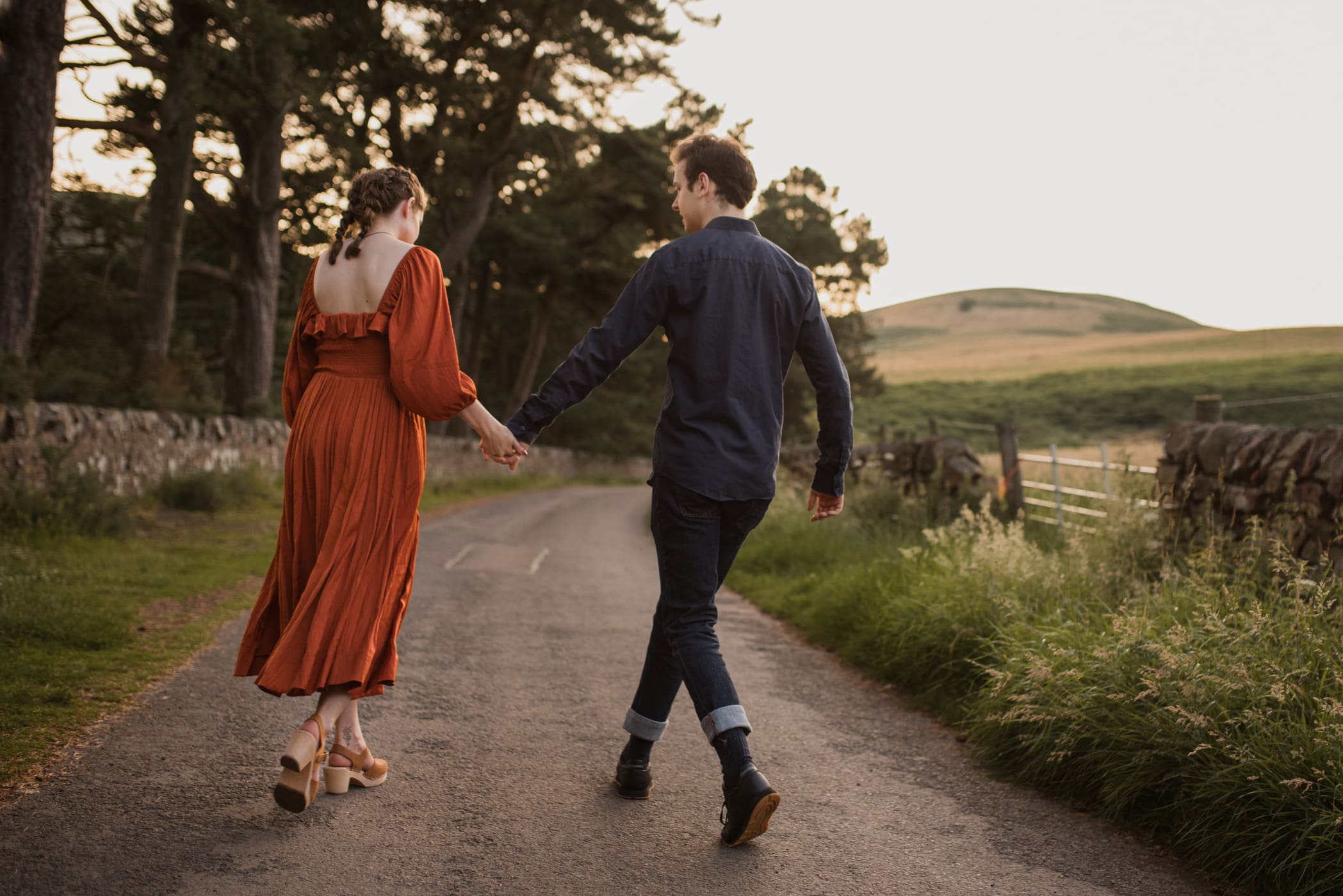 an engagement in the pentland hills