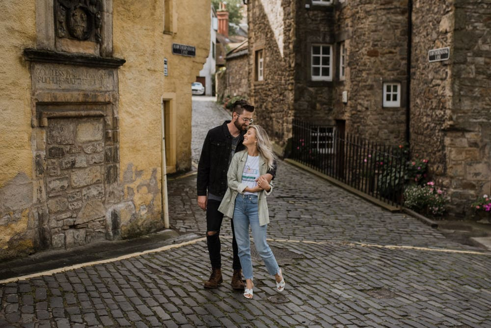 couple pictures in dean village