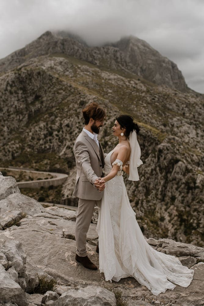 mallorca spain elopement