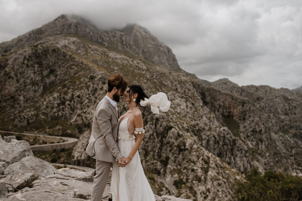 mallorca spain elopement emily kidd photo