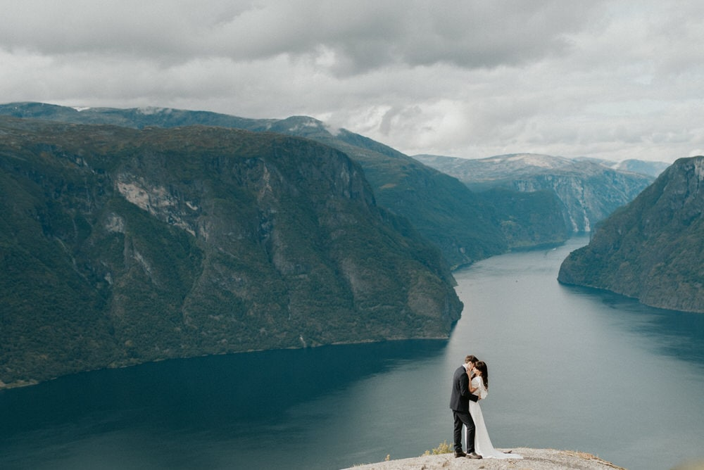 Norway elopement photographer Emily Kidd Photo