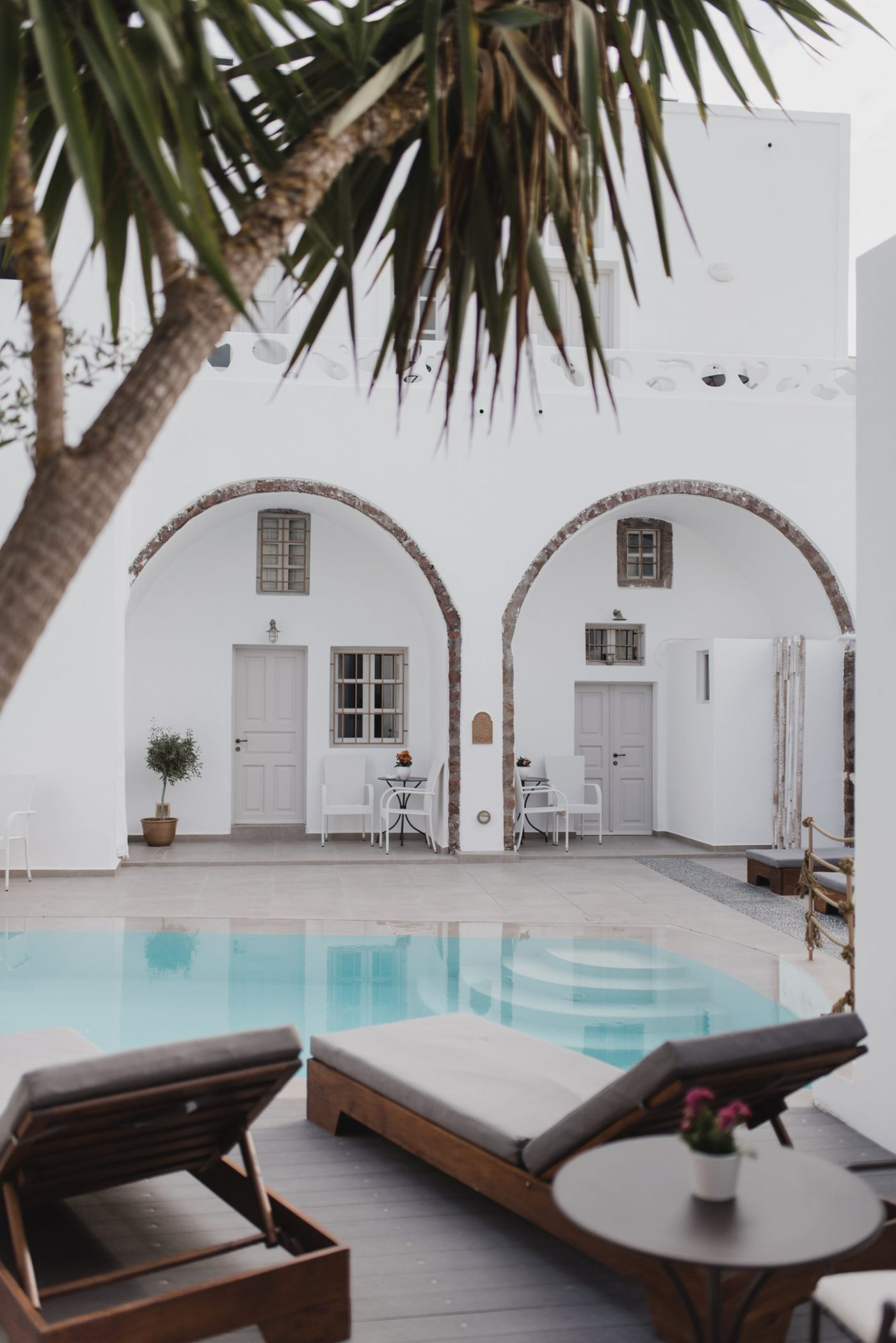 Museo Grand Hotel place to stay in Santorini