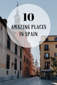10 amazing places in Spain