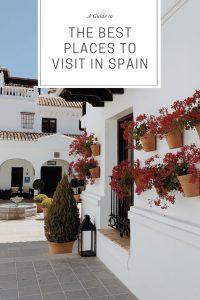 Granada Spain villa