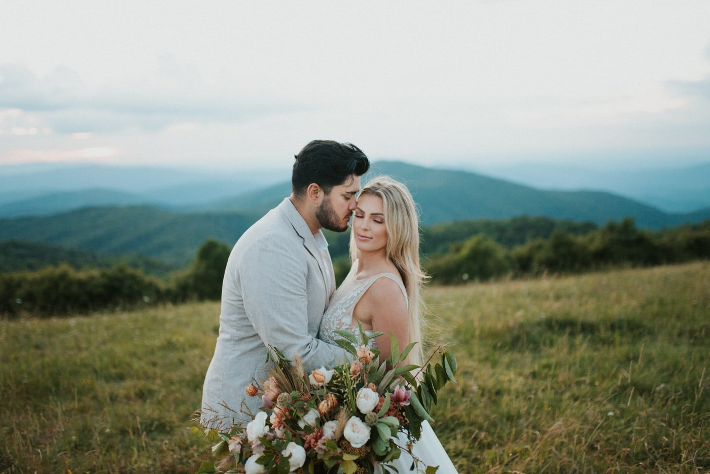 max patch elopement photographer by Emily Kidd Photo